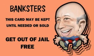 bankster get out of free card